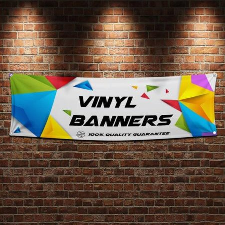 Banner-printing - Made locally in Quebec, Canada - With strong vinyl made to last longer
