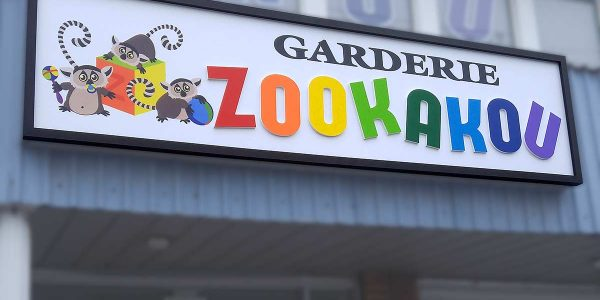 3D SIGNAGE AND LETTERS